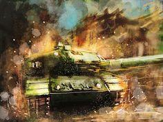 battlefield by Vofff