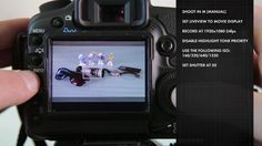 Setting up your Canon 5D MKII