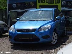 Second hand Ford Focus - 3 990 EUR, 186 000 km, 2008 - autovit.ro