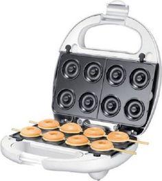 Multi Snack Donuts oder Waffeln Maker Unold mit Wechselplatten. https://www.plus.de/p-1662767000?RefID=SOC_pn
