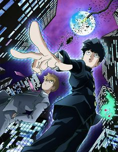 One-Punch Man Creator'S Mob Psycho 100 TV Anime Release date for July | Anime…