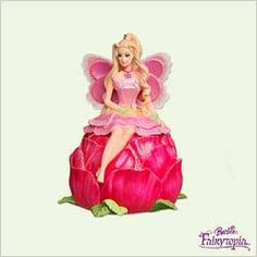 2005 Barbie - Fairytopia  Hallmark Ornament at Ornament Mall