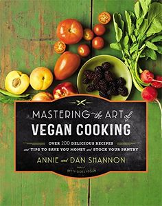 Check out this Review of Mastering the Art of #Vegan Cooking by VeganMos!!! Brought tears to my eyes.
