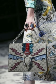 Gucci Spring 2016 Ready-to-Wear Collection by Alessandro Michele