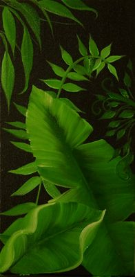 "Leaf Study  by Donna Dewberry Donna Dewberry is back with an exclusive lesson just for IAM.  This Leaf Study focuses on techniques for brushstrokes, dimensional shading and paintbrush maintenance. Whether you should ""push, tilt and drag"" or ""touch, lean and pull,   her explanations leave no room for confusion.  Dont miss this informative study directly from Donna herself!"