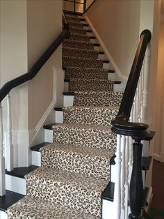 Best Leopard Animal Print Stair Runner Animal Print Carpet 400 x 300