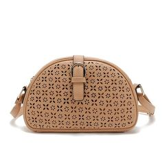 Casual small bags for women PU Leather Hollow Out Crossbody Shoulder Bag  Ladies Day Clutch Purse Messenger Bags Bolsa Sac A Main 89dbb192909d