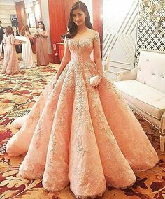 Blush Pink Evening Dress New Fashion Gorgeous Sweet 16 Gowns pink long Quinceanera DressesBlush Pink Evening Dress New Fashion Prom Dress Gorgeous Sweet 16 Gowns pink evening dresses long Quinceanera Dresses Pink Evening Dress, Evening Dresses, Dresses For Teens, Formal Dresses, Wedding Dresses, Formal Prom, Long Dresses, Bridal Gowns, Gown Wedding