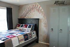 Mural de béisbol