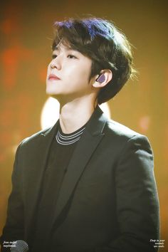 #exo #baekhyun. Uhg he is so cute! My soon-to-be husband haha. <3