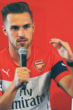 Aaron Ramsey #arsenal