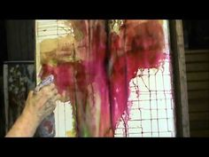 LOOSE AND EASY PAINTING PART 1 SERIES 5 BY MILLIE GIFT SMITH - YouTube