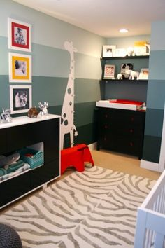 Beckett & Cooper's Not-At-All-Neutral Gender Neutral Room — My Room