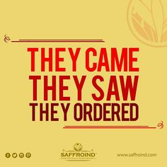 That's what our amazing customers did! Have you ordered your bottle of purest Saffron yet? Place your order today: http://www.saffroind.com/product/saffrononline-cod-avail/ #saffron #kesar #royal #getitonline  #OrderOnline #doorstepsurprise #onlinestore #onlineshopindo #onlineshopping #buyonline #buyonlinenow #saffronthreads #spice #spiceworld #spiceforlife #perfectflavor  #homedelivered #cookingtips  #homecooking #besttaste #ingredient