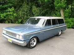 1963 Station Wagon for Sale | 1963 Ford LTD Country Squire 4-Door Station Wagon 6 Pass for sale ...