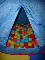 Magnificent Minds: Home-Made Sensory Rooms
