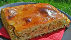 мультиварке Russian Recipes, Lasagna, Food Dishes, Quiche, Banana Bread, French Toast, Sandwiches, Recipies, Yummy Food