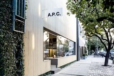 A.P.C. Melrose Place : WORD [Warren Office for Research and Design]