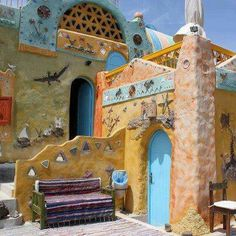 Noubia house egypt