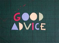 The best advice you've received about freelancing success is ___________