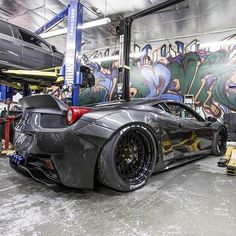 Liberty Walks 458 For Sema