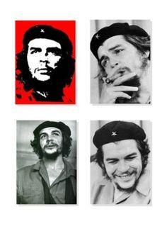 Che Guevara - Imãs De Geladeira (magnetos)
