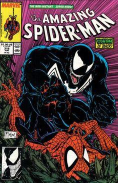 Spider-Man - Todd McFarlane art