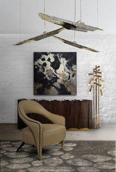Amazing Interiors Потрясающие интерьеры это то вдохновение, которое мы всегда так ищем. #интерьер #дизайндома #идеиинтерьера #дизайн