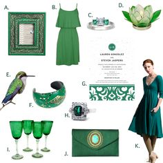 An entire blog dedicated to fair trade weddings! love love love love LOVE!!!! Emerald Green Fair Trade Wedding Inspiration    http://www.intandemfairtrade.com/2013/01/inspiration-board-emerald-green.html