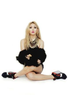 2NE1 CL - High Cut Magazine Vol.136