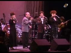 The Manhattan Transfer - Full concert tour (Live in Japan, 1986; includes 4 tracks from Vocalise) Love MT's vocal jazz!!