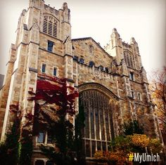A campus like this reminds us why it's so great to be a Michigan Wolverine! #MyUmich