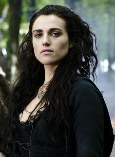 I love her hair... she reminds me of Alzia. Probably because I watched Merlin to write her. K.R Dawson