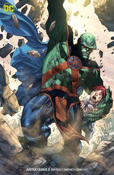 Dc Comics Heroes, Dc Comics Characters, Dc Comics Art, Martian Manhunter, Dragon Ball Z, Man Hunter, Univers Dc, Batman The Dark Knight, Comics