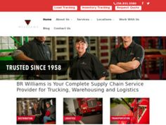 New listing in Transport added to CMac.ws. BR Williams Trucking, Inc. in Piedmont, AL - http://transport-services.cmac.ws/br-williams-trucking-inc/9450/