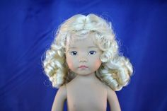 """Little Darling, Boneka, BJD's """"Cora"""" Wig Size 5-6,7-8,9-10,10-11,11-12,13-14, 