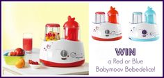 Babymoov Multi-Function Baby Food Processor Giveaway – US/CAN