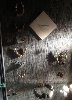 Glass Beads, Viking Age, Kaupang, Larvik, Westfold, Norway