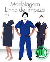 modelagem profissional - Hospitalar - Fátima Moldes