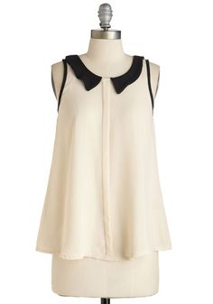 Color Me Classy Top | Mod Retro Vintage Short Sleeve Shirts | ModCloth.com