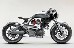 Designspiration — Carefully Considered : Mac Motorcycles