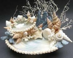 Ideias & Soluções por Jesana Costa: Artesanato com conchas                                                                                                                                                                                 Mais