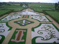 Maze Gardens at Ruspoli Castle Northern Lazio, Italy plan - Поиск в Google
