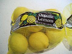 Freeze whole lemons! yes baby it works- always have a lemon for fresh juice Freezing Lemons, Freezing Fruit, Freezing Vegetables, Veggies, Lemon Recipes, Fruit Recipes, Lemon Salad Dressings, Frozen Fruit, Vegetarian