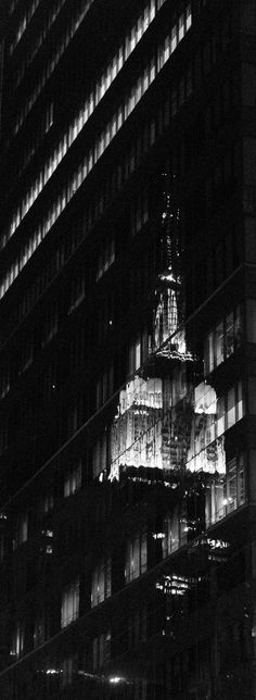 Empire State Reflection