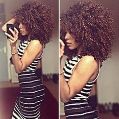 gorgeous curls.Check out NaturalHairSalonFinder.com to find a stylist for your natural hair