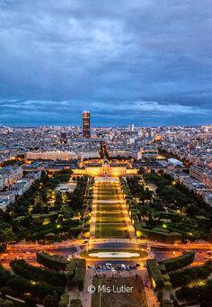 © Mis Lutier: Paris