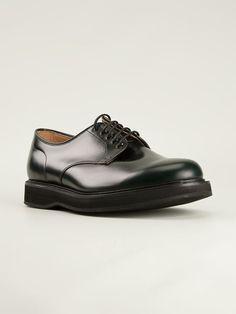 Black Mc Entyre ankle boots Churchs s5iE7K