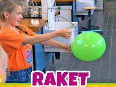 Bekijk het filmpje: Raket maken. Kinderfilmpjes, afleveringen en kinderliedjes op Minipret.nl