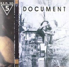 R.E.M.Document 5 Audiophile Limited Edition 180g LP #Vinyl Record /REM